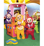 Póster Teletubbies 254361