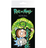 Llavero Rick and Morty - Rick And Morty