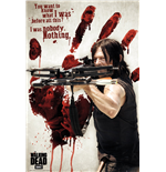 Póster The Walking Dead 254438