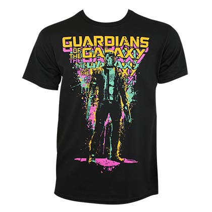 Camiseta Guardians of the Galaxy Splatter