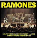 Vinilo Ramones - Westwood One Fm 1992 Live At Palladium