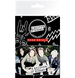Funda de tarjetas 5 seconds of summer 254604