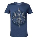 Camiseta Assassins Creed Syndicate - Crest with Cane