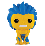 Street Fighter POP! Games Vinyl Figura Blanka Yellow 9 cm