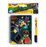 LEGO Batman Movie Cuaderno con bolígrafo