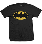 Camiseta Superhéroes DC Comics Batman Logo