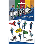 Tatuajes Thunderbirds 254970