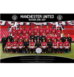 Póster Manchester United FC 255014