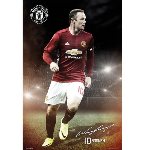 Póster Manchester United FC 255016