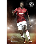 Póster Manchester United FC 255019