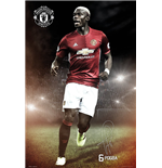 Póster Manchester United FC 255021