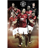 Póster Manchester United FC 255023