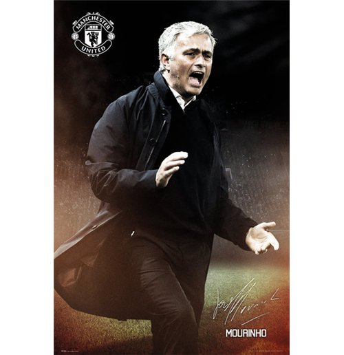 Póster Manchester United FC 255024