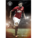 Póster Manchester United FC 255025