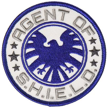 Parche Agents of S.H.I.E.L.D.