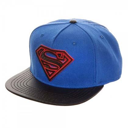 Gorra Superman
