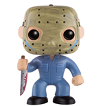 Viernes 13 POP! Movies Vinyl Figura Jason Voorhees New Beginning 9 cm