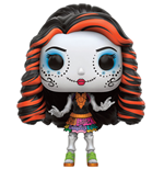Monster High Figura POP! Vinyl Skelita Calaveras 9 cm