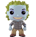 Beetlejuice POP! Movies Vinyl Figura Beetlejuice Check Shirt 9 cm
