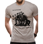 Camiseta Madness - One Step Beyond