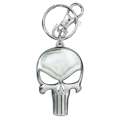 Llavero The punisher Skull