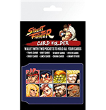 Funda de tarjetas Street Fighter 255253
