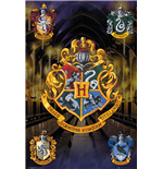 Póster Harry Potter 255304