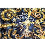 Póster Doctor Who 255314