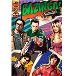 Póster Big Bang Theory - Comic - 61x91,5 Cm