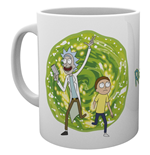 Taza Rick and Morty 255333