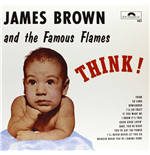 Vinilo James Brown - Think !