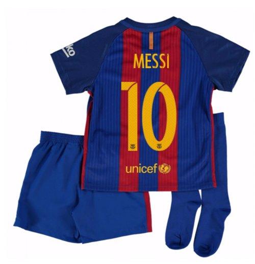 f4971256c6240 Compra Camiseta Barcelona Home 2016 17 de niño (Messi 10) Original