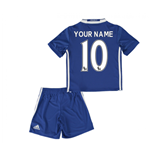 Mini conjunto Chelsea 2016-2017 Home Personalizable