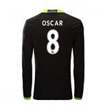 Camiseta Chelsea 2016-2017 Away (Oscar 8)