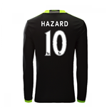 Camiseta Chelsea 2016-2017 Away (Hazard 10)