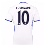 Camiseta Chelsea 2016-2017 Third Personalizable