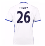 Camiseta Chelsea 2016-2017 Third (Terry 26)