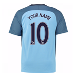 Camiseta Manchester City FC 2016-2017 Home Personalizable