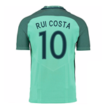 Camiseta Portugal Fútbol 2016-2017 Away