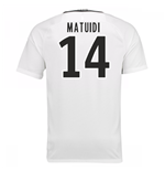 Camiseta Paris Saint-Germain 2016-2017 Third (Matuidi 14) de niño