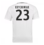 Camiseta Paris Saint-Germain 2016-2017 Third (Krychowiak 23) de niño