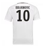 Camiseta Paris Saint-Germain 2016-2017 Third (Ibrahimovic 10) de niño