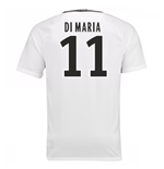 Camiseta Paris Saint-Germain 2016-2017 Third (Di Maria 11) de niño