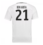 Camiseta Paris Saint-Germain 2016-2017 Third (Ben Arfa 21) de niño