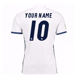 Camiseta Real Madrid Home 2016/17 Personalizable de niño