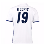 Camiseta Real Madrid Home 2016/17 (Modric 19)