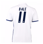 Camiseta Real Madrid Home 2016/17 (Bale 11)