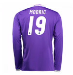 Camiseta Real Madrid Away 2016/17 (Modric 19) de niño