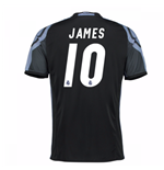 Camiseta Real Madrid Third 2016/17 (James 10) de niño