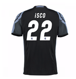 Camiseta Real Madrid Third 2016/17 (Isco 22) de niño